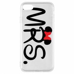Чехол для iPhone 8 Mrs.