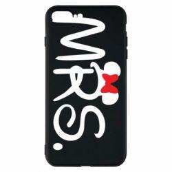 Чехол для iPhone 8 Plus Mrs.