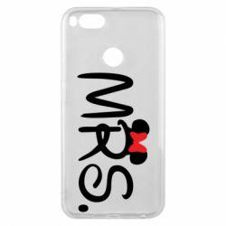 Чехол для Xiaomi Mi A1 Mrs.