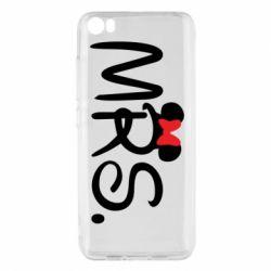 Чехол для Xiaomi Mi5/Mi5 Pro Mrs.
