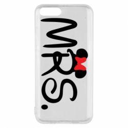 Чехол для Xiaomi Mi6 Mrs.