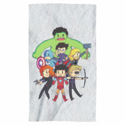 Детская футболка Мститети в сборе - FatLine