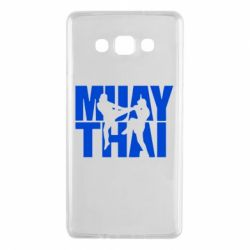 Чехол для Samsung A7 2015 Муай Тай