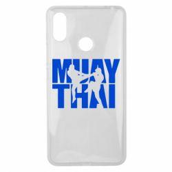 Чохол для Xiaomi Mi Max 3 Муай Тай