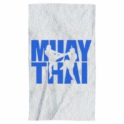 Полотенце Муай Тай