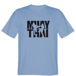 Мужская футболка Муай Тай - FatLine