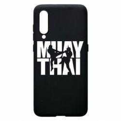 Чехол для Xiaomi Mi9 Муай Тай
