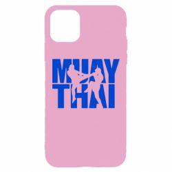 Чохол для iPhone 11 Pro Max Муай Тай