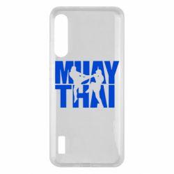 Чохол для Xiaomi Mi A3 Муай Тай