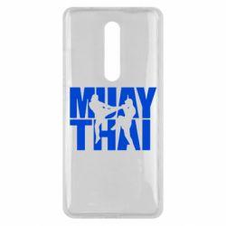 Чехол для Xiaomi Mi9T Муай Тай