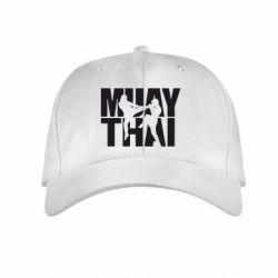 Детская кепка Муай Тай - FatLine