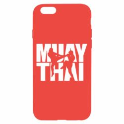Чохол для iPhone 6/6S Муай Тай