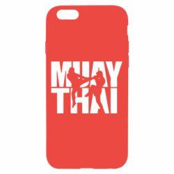 Чехол для iPhone 6/6S Муай Тай