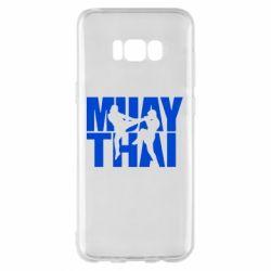 Чехол для Samsung S8+ Муай Тай
