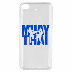 Чехол для Xiaomi Mi 5s Муай Тай