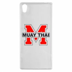 Чехол для Sony Xperia Z5 Muay Thai Big M - FatLine