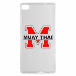 Чехол для Huawei P8 Muay Thai Big M - FatLine