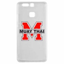 Чехол для Huawei P9 Muay Thai Big M - FatLine
