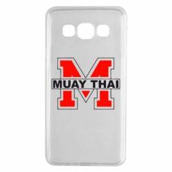 Чехол для Samsung A3 2015 Muay Thai Big M - FatLine