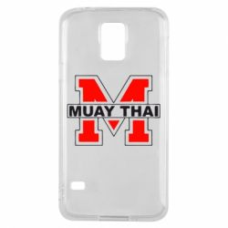 Чохол для Samsung S5 Muay Thai Big M