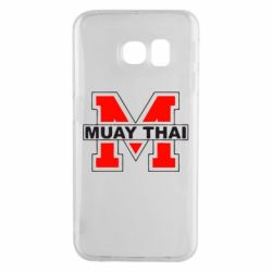 Чехол для Samsung S6 EDGE Muay Thai Big M