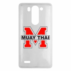Чехол для LG G3 mini/G3s Muay Thai Big M - FatLine