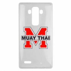 Чехол для LG G4 Muay Thai Big M - FatLine