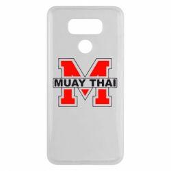 Чехол для LG G6 Muay Thai Big M - FatLine