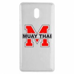 Чехол для Nokia 3 Muay Thai Big M - FatLine