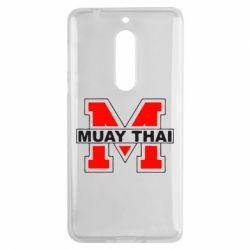 Чехол для Nokia 5 Muay Thai Big M - FatLine