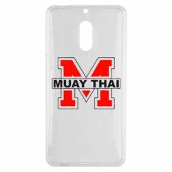 Чехол для Nokia 6 Muay Thai Big M - FatLine