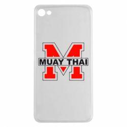 Чехол для Meizu U20 Muay Thai Big M - FatLine