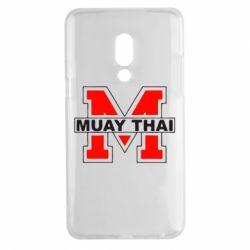 Чехол для Meizu 15 Plus Muay Thai Big M - FatLine