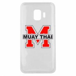 Чохол для Samsung J2 Core Muay Thai Big M
