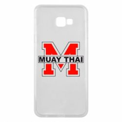 Чехол для Samsung J4 Plus 2018 Muay Thai Big M