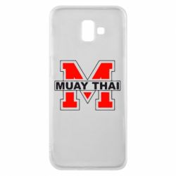 Чехол для Samsung J6 Plus 2018 Muay Thai Big M