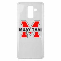 Чехол для Samsung J8 2018 Muay Thai Big M - FatLine