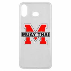 Чехол для Samsung A6s Muay Thai Big M - FatLine