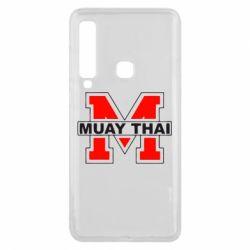 Чехол для Samsung A9 2018 Muay Thai Big M - FatLine