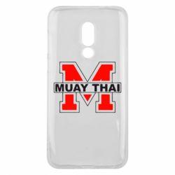 Чехол для Meizu 16 Muay Thai Big M - FatLine