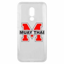 Чехол для Meizu 16x Muay Thai Big M - FatLine