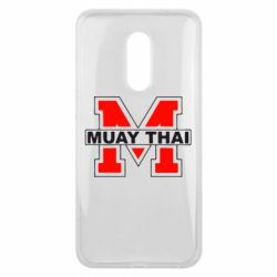 Чехол для Meizu 16 plus Muay Thai Big M - FatLine