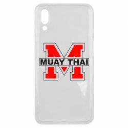 Чехол для Meizu E3 Muay Thai Big M - FatLine