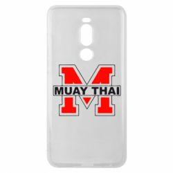Чехол для Meizu Note 8 Muay Thai Big M - FatLine
