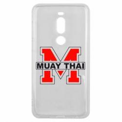 Чехол для Meizu V8 Pro Muay Thai Big M - FatLine