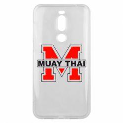 Чехол для Meizu X8 Muay Thai Big M - FatLine