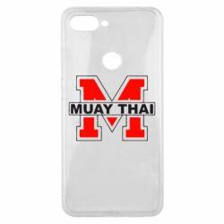 Чехол для Xiaomi Mi8 Lite Muay Thai Big M - FatLine