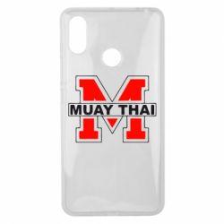 Чехол для Xiaomi Mi Max 3 Muay Thai Big M - FatLine