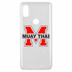 Чехол для Xiaomi Mi Mix 3 Muay Thai Big M
