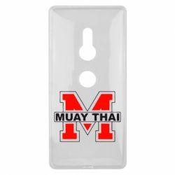 Чехол для Sony Xperia XZ2 Muay Thai Big M - FatLine